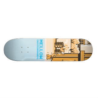 Mellow 8-bit Deck Skate Board
