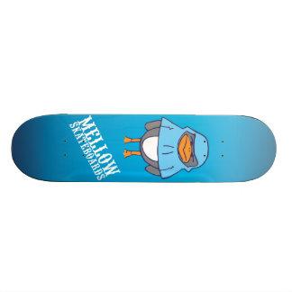 Mellow Chill Out Deck 21.3 Cm Mini Skateboard Deck