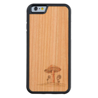 Mellow Mushroom phone case Cherry iPhone 6 Bumper
