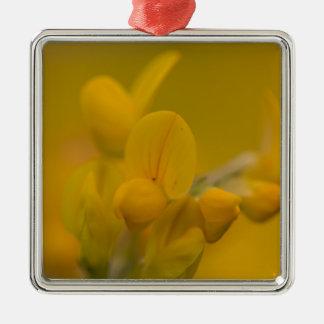 Mellow Yellow Christmas Ornament