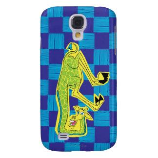 Melman Upside Down Galaxy S4 Case