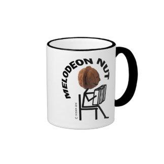 Melodeon Nut Ringer Coffee Mug