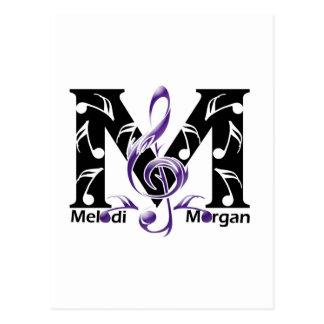 Melodi_Morgan Postcard