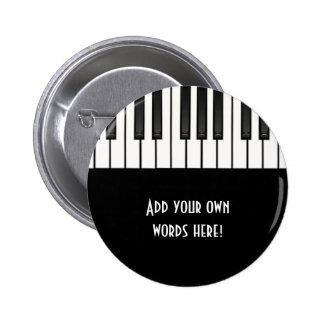 Melody Collection 6 Cm Round Badge