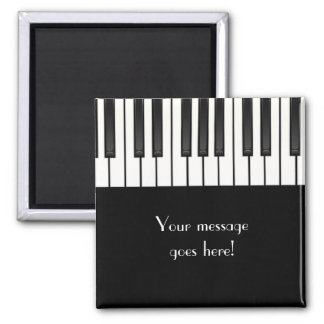 Melody Collection Square Magnet