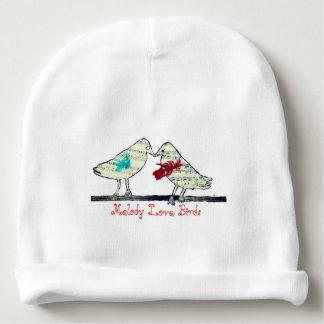 Melody Love Birds - Baby Hat Baby Beanie