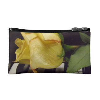 Melody Of A Rose Cosmetic Bag