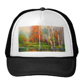 Melody of autumn cap
