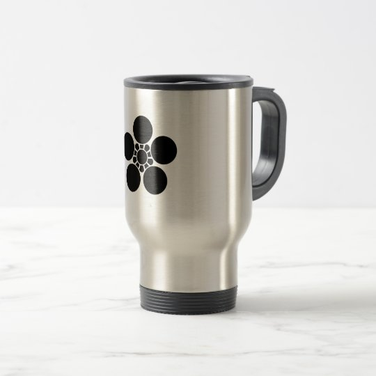 Melon actual plum bowl A Travel Mug