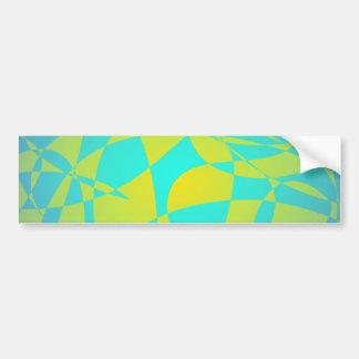 Melon Bumper Sticker