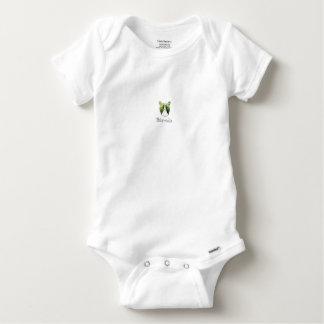 melon collie baby onesie