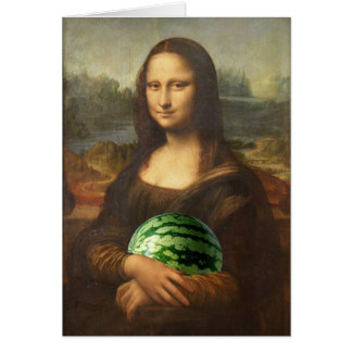 Melona Lisa Card