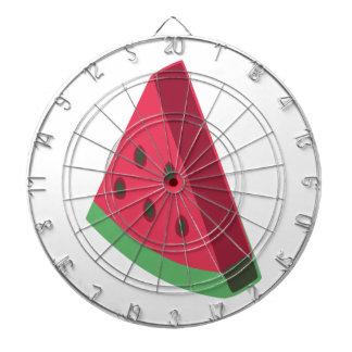 Melonhead Logo Dartboard