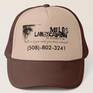Melo's Landscaping Trucker Hat
