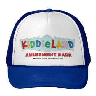Melrose Park Kiddieland Amusement Park, IL Cap
