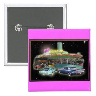 Mel's Drive-In Pin