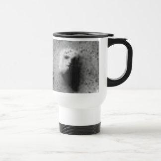 Mel's Watering Hole-The Face On Mars-Cydonia Travel Mug