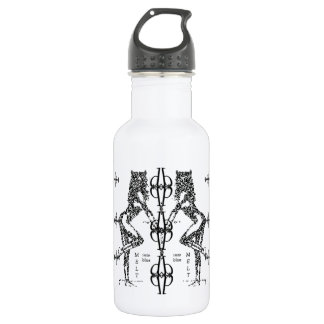 Melt Into Bliss Art by DepriseB 532 Ml Water Bottle