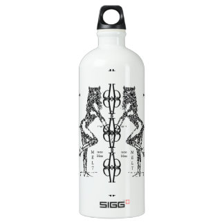 Melt Into Bliss Art by DepriseB Water Bottle