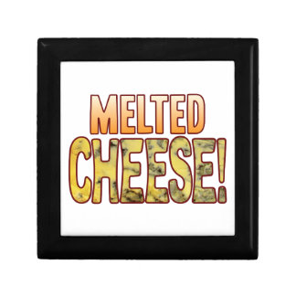 Melted Blue Cheese Small Square Gift Box