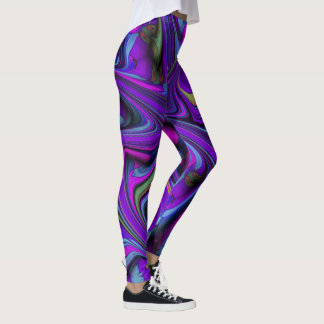 Melted Candy Leggings