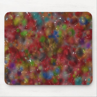 melted jellybeans1 mouse pad