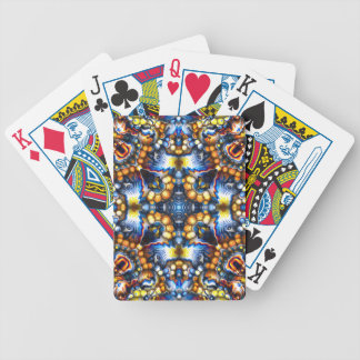 Melting Colors Bicycle Playing Cards