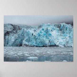 Melting Glacier | Poster