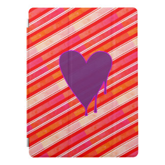 "Melting Heart Purple 12.9"" iPad Pro Cover"