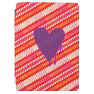 "Melting Heart Purple 9.7"" iPad Pro Cover"