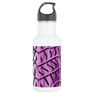 Melting Modern Architecture Design 532 Ml Water Bottle