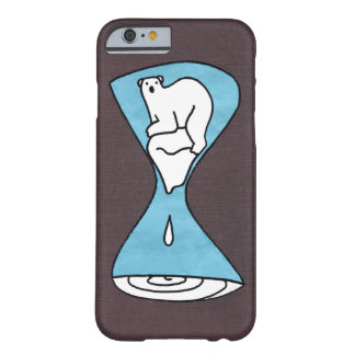 melting polar bear barely there iPhone 6 case