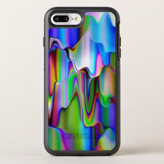 Melting Rainbow Ice-Cream OtterBox Symmetry iPhone 8 Plus/7 Plus Case