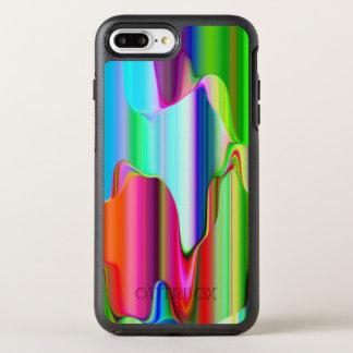 Melting Rainbow OtterBox Symmetry iPhone 8 Plus/7 Plus Case