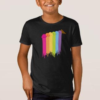 Melting Rainbow Tshirt