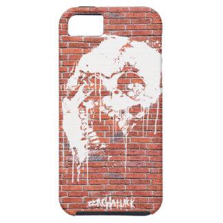 Melting Skull Graffiti iPhone 5 Cases