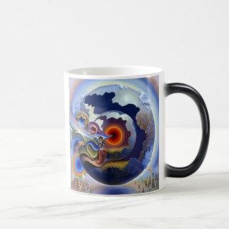 Melting World Coffee Mug