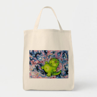 Melvin in Space by Carrie Michael Tote Bag