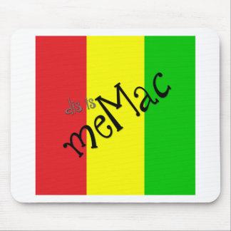 meMac Mousepads