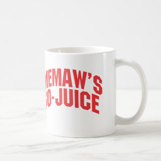 Memaw's Go Juice Coffee Mug