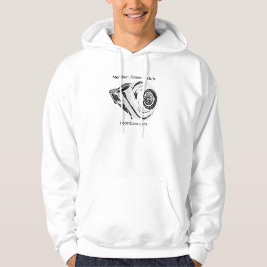 Member: 70mm + Club (Turbo Sweatshirt) Hoodie