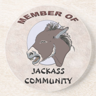 MEMBER OF JACKASS COMMMUNITY COASTER