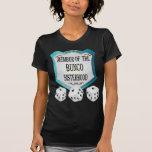 member of the bunco sisterhood shirts