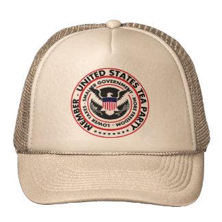 Member: United States Tea Party Cap