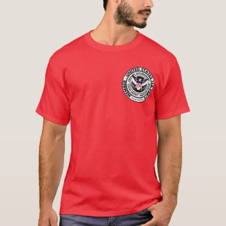 Member United States Tea Party Seal T-Shirt