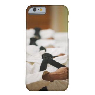 Members of a Judo Dojo Lined Up Barely There iPhone 6 Case