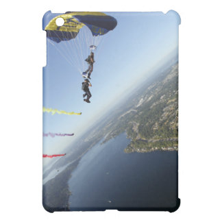Members of the US Navy Parachute Team Cover For The iPad Mini