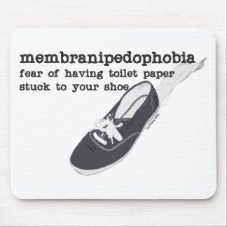 Membranipedophobia Mousepad
