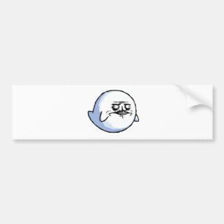 Meme Bumper Sticker