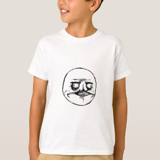 Meme Face T-Shirt